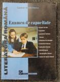 LITERATURA ROMANA. EXAMEN DE CAPACITATE - Carmen Iordachescu