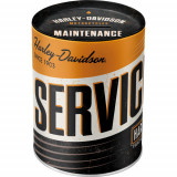 Pusculita metalica - Harley-Davidson Service & Repair
