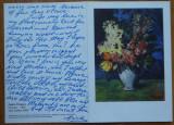 3 CP adresate lui  Mia Groza , fica lui Petru Groza , anii 70