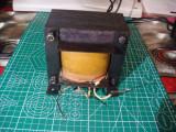 Transformator de retea pentru audio 35v-0-35v