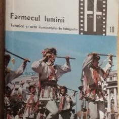 RWX 02 - COLECTIA FOTO FILM - FARMECUL LUMINII - E IAROVICI - 1970