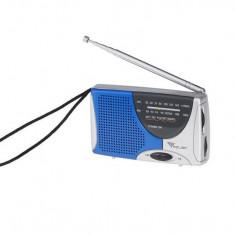 Radio Mini Azusa URZ2048 Albastru / Alb
