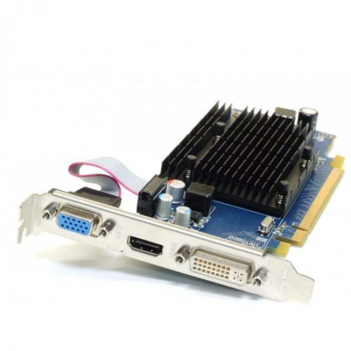 Placa video Sapphire ATI RADEON PCI-E HD4350, 512MB HDMI DVI VGA