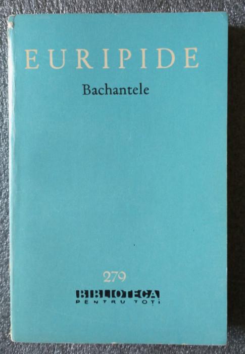 Euripide - Alcesta. Medeea. Bachantele. Ciclopul (BPT 279)