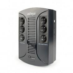 UPS cu AVR, 850 VA, 6 Prize Schuko, USB
