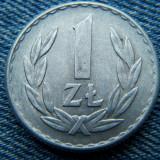 2L - 1 Zloty 1965 Polonia / zlot, Europa