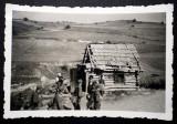P.116 FOTOGRAFIE RAZBOI WWII MILITARI GERMANI WEHRMACHT 9,3/6,3cm