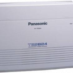 Centrala telefonica Panasonic KX-TES824CE Alb
