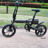 Cumpara ieftin Bicicleta Electrica Pliabila 350W ( 3 moduri de operare )