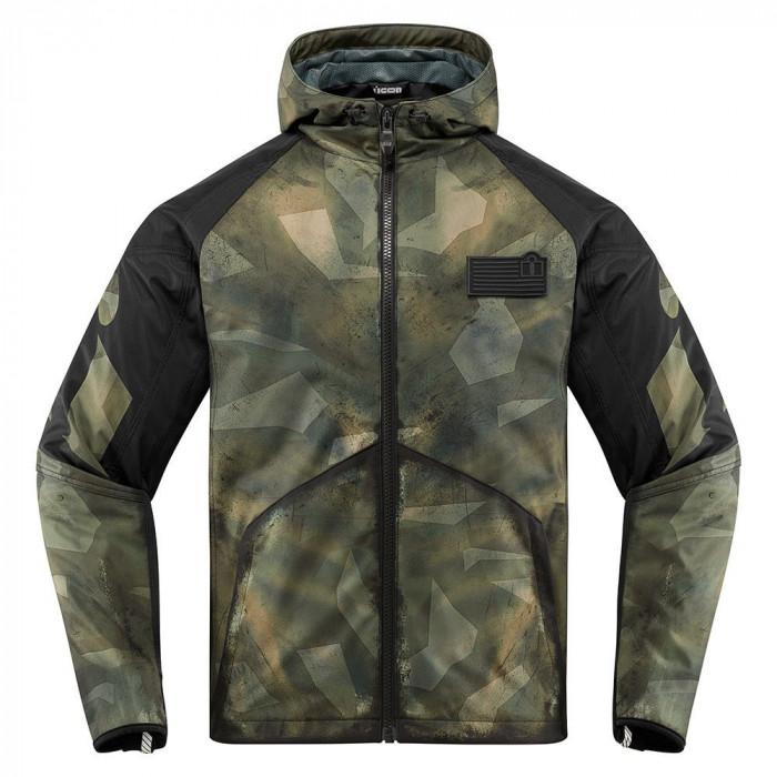 Geaca moto textil Icon Merc Battlescar culoare Multicolor, marime 2XL Cod Produs: MX_NEW 28204498PE