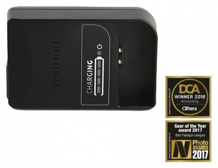 Hahnel Modus MD1 Charger pt HLX-MD1 Extreme Battery