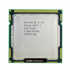 Procesor Intel  Core  i5 750 socket  LGA1156