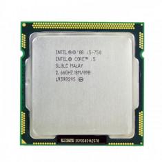 Procesor Intel Core I5 750 Quad 4x 3.2Ghz/8Mb Skt 1156 Livrare gratuita!