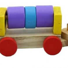 Trenulet Vinny lemn
