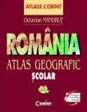 România. Atlas geografic școlar