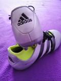 Ghete fotbal Adidas Noi!!!, 36, Gri