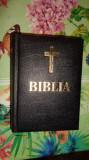 Biblia sau Sfanta Scriptura ( margini aurite ) format 12x17cm/1412pagini/