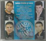 A(02)  C.D.- MANELE DE MANELE-Inima trista si rece-LIVIU PUSTIU NICU PALERU