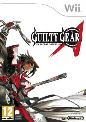 Guilty Gear XX Accent Core Plus Wii foto