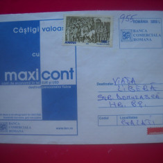 HOPCT PLIC 2327  BANCA COMERCIALA ROMANA BCR MAXICONT