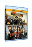Bun venit in Zombieland + Zombieland: Runda dubla / Zombieland + Zombieland: Double Tap - BLU-RAY (colectie 2 filme) Mania Film