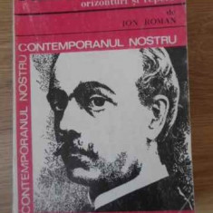 VASILE ALECSANDRI ORIZONTURI SI REPERE - ION ROMAN
