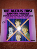 The Beatles First and Tony Sheridan Impact France vinil vinyl