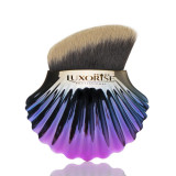 Pensula Machiaj Rainbow Shell LUXORISE Germania #02