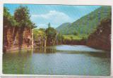 bnk cp Dunarea la Ada Kaleh - Vedere - uzata