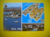 HOPCT 50427  CALA D ORO -HARTA MALLORCA SPANIA  -CIRCULATA