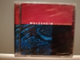 Wolfsheim - Casting Shadows (2003/Warner/Germany) - CD ORIGINAL/Sigilat