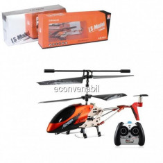 Elicopter cu Gyroscop 3.5 Canale si Telecomanda LS109