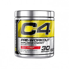 Cellucor C4 Pre-Workout Explosive Energy, 195 g, 30 serviri