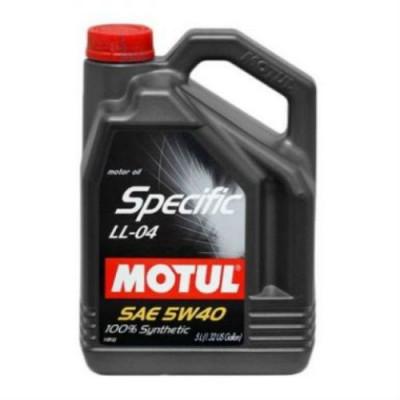MOTUL SPECIFIC LL-04 5W40 5L foto