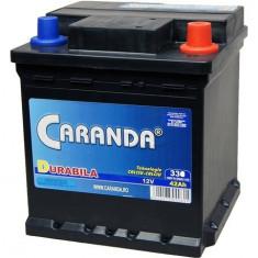 Baterie Caranda Durabila 42Ah 330A