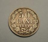 50 bani 1884
