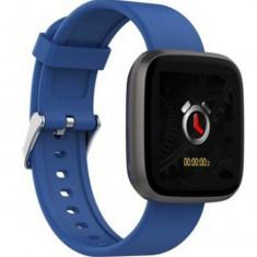 Ceas Smartwatch iUni H5, Touchscreen, Bluetooth, Notificari, Pedometru, Blue