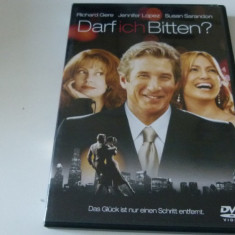 pot indrazni ? - richard gere - dvd