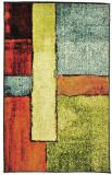 Covor Modern & Geometric MixColor, Multicolor, 67x120, Dreptunghi, Polipropilena, Living, Decorino
