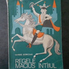 IANUSZ KORCZAK - REGELA MACIUS INTAIUL  (1968)