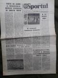 Ziarul Sportul din 15 iunie 1977