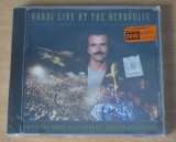 Yanni - Live at the Acropolis CD, BMG rec