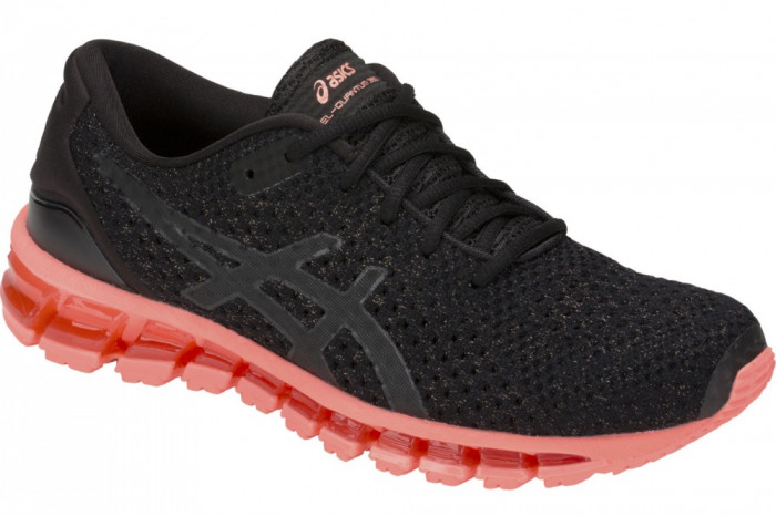 Pantofi alergare Asics Gel-Quantum 360 Knit 2 1022A041-001 pentru Femei