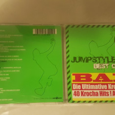 [CDA] V.A. - Jumpstylemania Best Of - compilatie 2CD