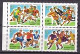 Tadjikistan 2006  sport  fotbal  MI 422-425   MNH w55