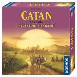 Catan - extensie Negustori & Barbari