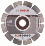 Bosch Expert disc diamantat 150x22.23x2.4x12 mm pentru materiale abrazive