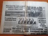 Ziarul viata libera galati 21 iulie 2000
