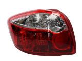 Cumpara ieftin Stop tripla lampa spate stanga (semnalizator alb, culoare sticla: rosu) TOYOTA AURIS HATCHBACK 2010-2012