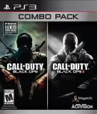 Call Of Duty Black Ops 1 & 2 Combo Pack Ps3
